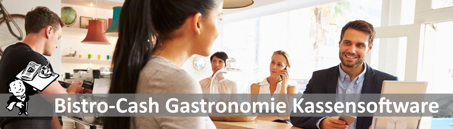 Gastronomie Kassensoftware Bistro-Cash