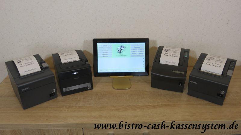 Bondrucker für die Kassensoftware Bistro-Cash